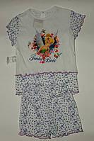 Пижама на девочку Украина 122/128 рост,хлопок.