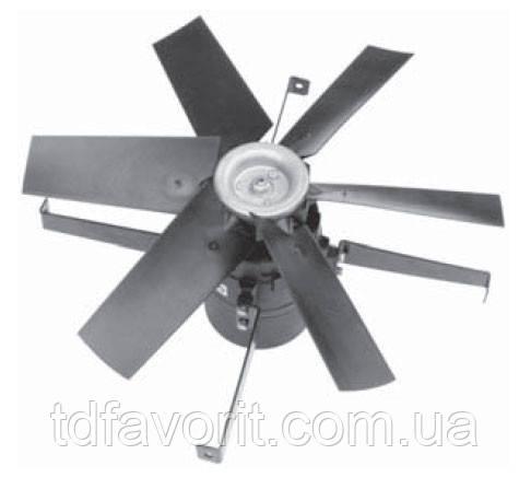 Вентилятор шахтный Deltafan 500/K/8-8/40/230 - ТД Фаворит в Запорожье