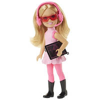 "Кукла Челси из м/ф ""Шпионский отряд"" / Barbie Spy Squad Chelsea Junior Agent Doll"
