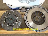Сцепление Газ 3110, Газ 31029, Газ 3102, Газель 3302,  двигатель ЗМЗ 406, 402 ( Finwhale, Германия)