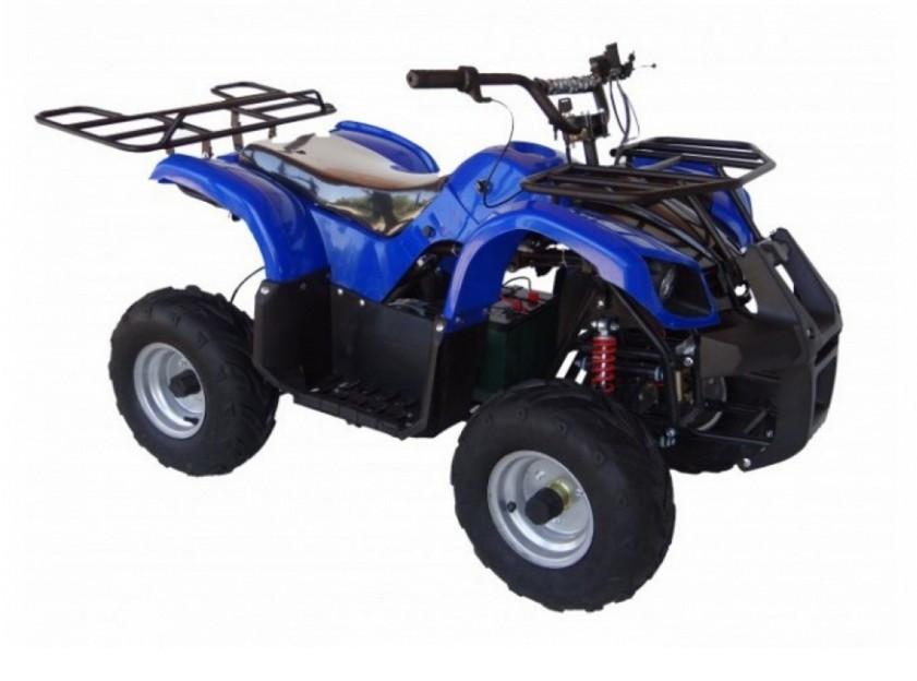 Детский квадроцикл Volta Hunter 36V, мотор 800W (с 14 лет)
