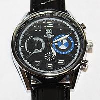 Мужские кварцевые наручные часы (W2) (с ремешком из кож. зама) оптом недорого в Одессе