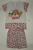 Пижама на девочку Украина 98/104 рост,хлопок