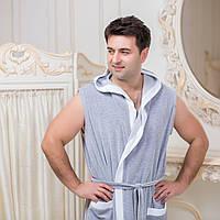 Мужской халат для бани Guddini 020 S (42-44)