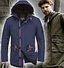 Весенняя куртка парка мужская | 4006