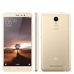 Смартфон ORIGINAL Xiaomi Redmi Note 3  Gold 8 ядерные