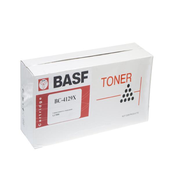 Картридж неоригінальний тонерный BASF для HP LJ 5000/5100 аналог C4129X (B4129X)