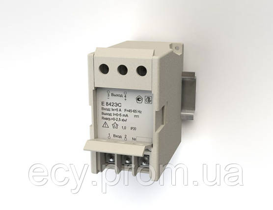 Е 842/1ЭС Преобразователи измерительные переменного тока, фото 2