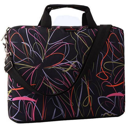 Яркая сумка для ноутбука 15.6 Spayder 888 Flom