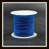 Нить-резинка в катушках (синяя)