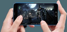 Смартфон Meizu M2 mini (2Gb+16Gb) (blue) Гарантия 1 Год!, фото 3
