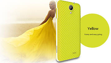 Смартфон Doogee Leo DG280 (1Gb+8Gb) (yellow) Гарантия 1 Год!, фото 2