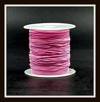 Нить-резинка в катушках (розовая)