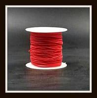 Нить-резинка в катушках (красная)