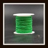 Нить-резинка в катушках (зеленая)