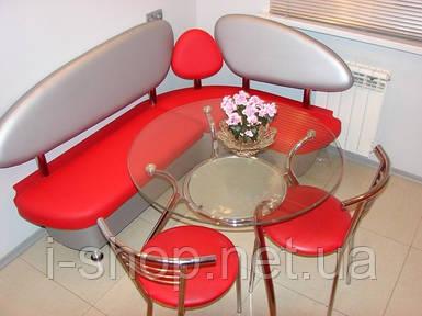Кухонный уголок + стол и стулья!