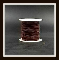 Нить-резинка в катушках (коричневая)