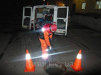 Устранение засоров в трубах в Боярке, фото 1