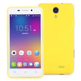 Смартфон Doogee Leo DG280 (1Gb+8Gb) (yellow) Гарантия 1 Год!