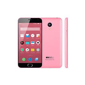 Смартфон Meizu M2 mini (2Gb+16Gb) (pink) Гарантия 1 Год!