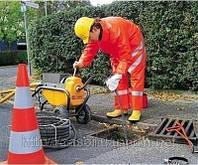 Аварийная служба в Киеве и Киевской обл. по прочистке канализации в квартире