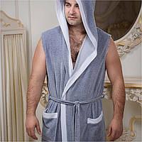 Мужской халат для бани Guddini 020 XL(54-56)