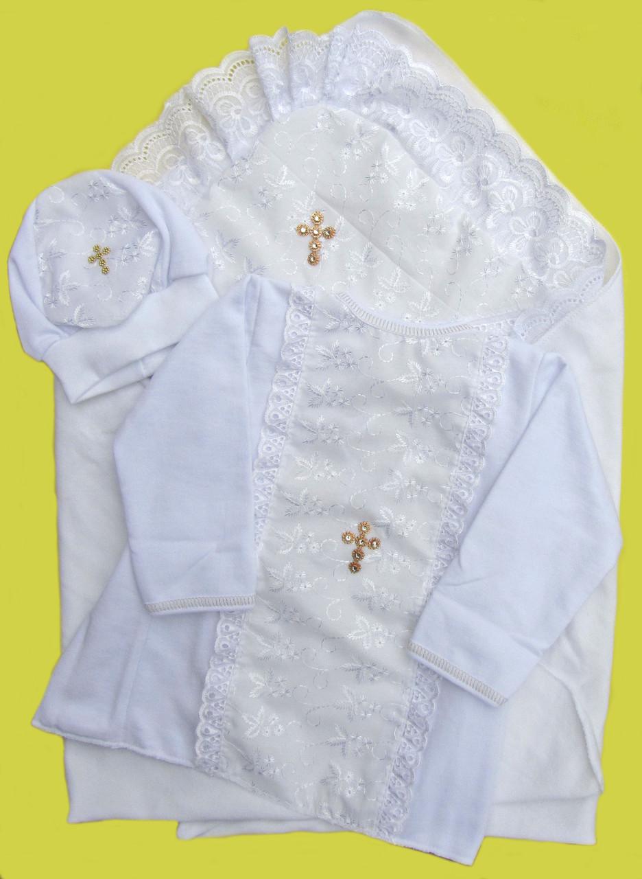 Комплект на крещение