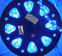 Дюралайт круглый Feron LED 2WAY синий
