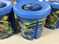 Контейнер детский Curver Space Ranger, ящик для хранения игрушек, ведро для детей