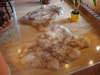 Овечья шкура - овечьи шкуры - шкура овцы (крашеные кончики) 10, фото 1