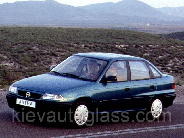 Лобовое стекло на OPEL ASTRA F 1991-98 г.в.
