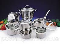 """Набор посуды ORIGINAL BergHOFF """"Tulip"""" 1112282 (12 предметов)"""