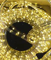 Дюралайт круглый Feron LED 2WAY жёлтый