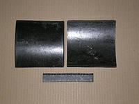 Накладки задних колодок МАЗ 4370 Зубренок