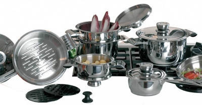 Набор посуды ORIGINAL BERGHOFF Pride 1116525 (16 предметов), фото 2