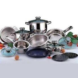 Набор посуды ORIGINAL BERGHOFF Mythe 1117010 (16 предметов)