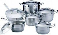 Набор посуды ORIGINAL BERGHOFF Hotel Line 1112138 (12 предметов)