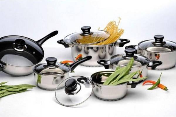 Набор посуды ORIGINAL BERGHOFF CARINO 1112312 (12 предметов), фото 2
