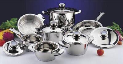 Набор посуды ORIGINAL BERGHOFF Charme 1112152 (12 предметов) , фото 2