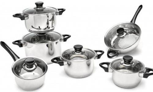 Набор посуды ORIGINAL BERGHOFF Vision Premium 1112466 (12 предметов) , фото 2