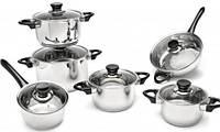 Набор посуды ORIGINAL BERGHOFF Vision Premium 1112466 (12 предметов)