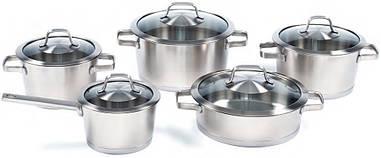 "Набор посуды ORIGINAL Berghoff ""Manhattan"" (10 пр.) 1110005"