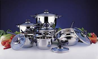 Набор посуды ORIGINAL BergHOFF Vision 12 предметов (1112916), фото 2