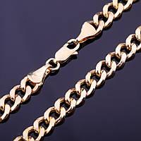 Золотая цепочка панцирное плетение