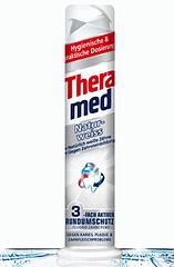 Зубная паста Отбеливающая с дозатором Theramed 100ml Германия