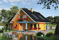 Кирпичный дом под ключ, 150кв.м.