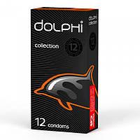 Презервативы Dolphi Collection, 12 шт