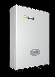 Сетевой инвертор Growatt 5000UE, 5 кВт