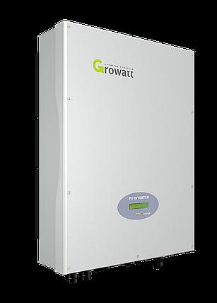 Сетевой инвертор Growatt 5000UE, 5 кВт , фото 2