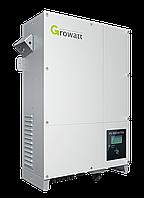 Сетевой инвертор Growatt 10000UE, 10 кВт